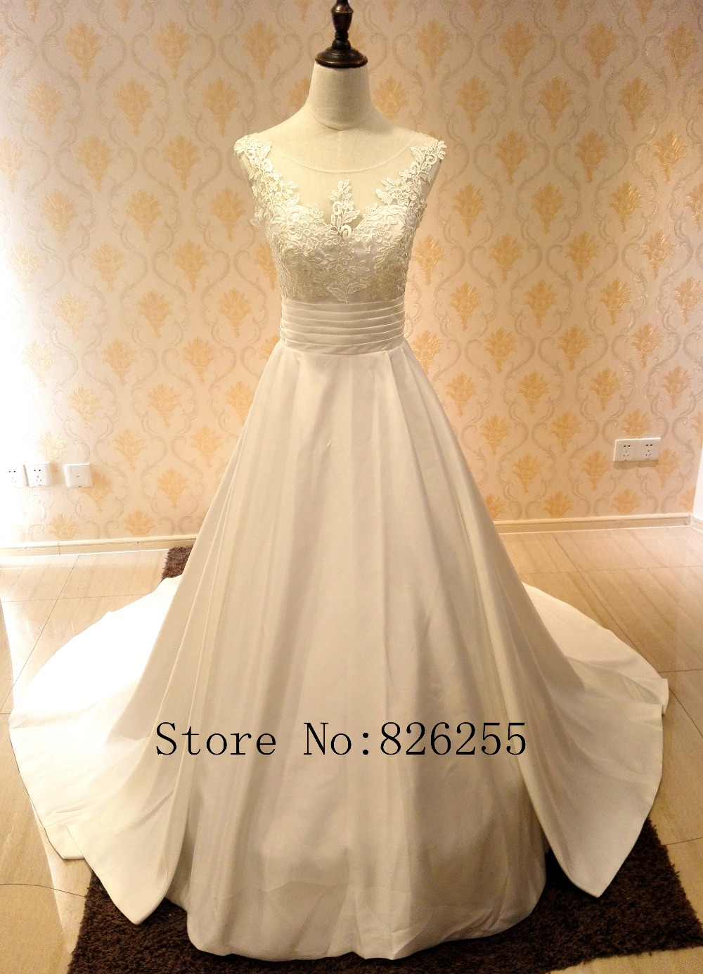 Compare Prices On Elegant Wedding Dress Online Shopping Buy Low