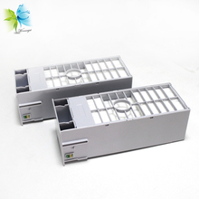 WINNERJET 2pcs/lot C12C890191 Maintenance Tank With Resettable Chip For Epson 7890 9890 Printer