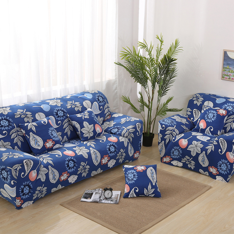 Sofa Slip Covers Printed Elastic Home Decoration Durable Couch Seat  Protector For Living Room Office Large Pretty Gifts In Sofa Cover From Home  U0026 Garden On ...