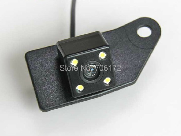 Prix pour Couleur CCD Inverse De Voiture Caméra Arrière de sauvegarde stationnement de recul Pour MITSUBISHI RVR ASX livraison gratuite