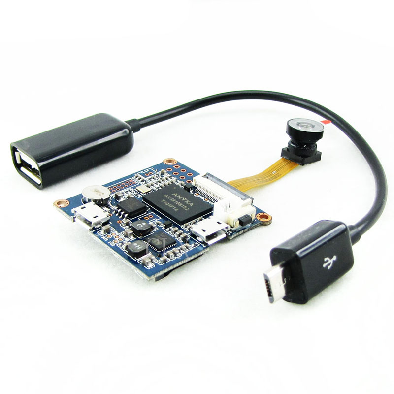 BPI-D1 Banana PI D1 Open-source IP Camera With Wide-angle Lens BPI D1.Smart Home Control Device Free Shipping