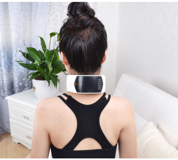 все цены на Cervical Spine Massager Meridian Multi-function Electric Acupuncture On Low Frequency Fields In Electronic Pulse