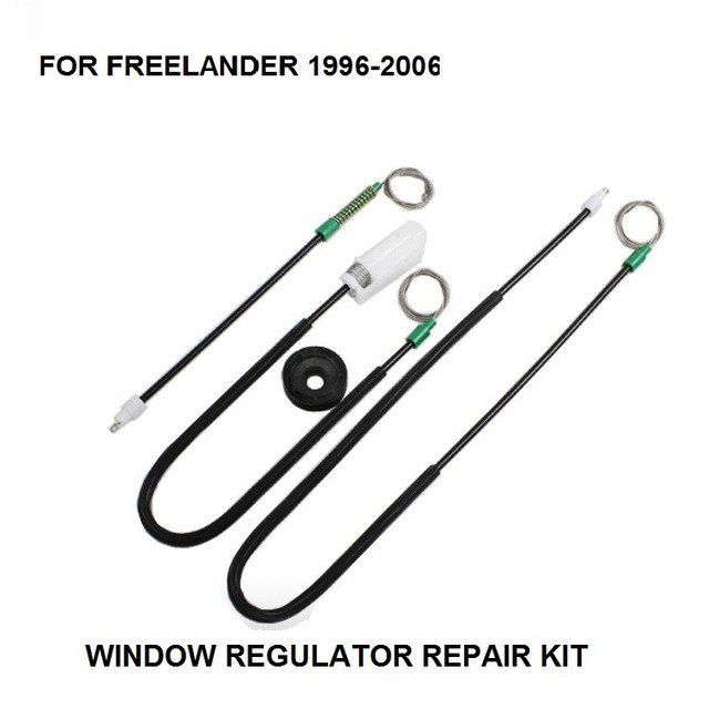 Aliexpress Car Electric Window For Land Rover Freelander Regulator Door Repair Kit Tailgate Rear Side 96 06 From Reliable