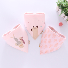 Cotton Bibs for Baby Feeding