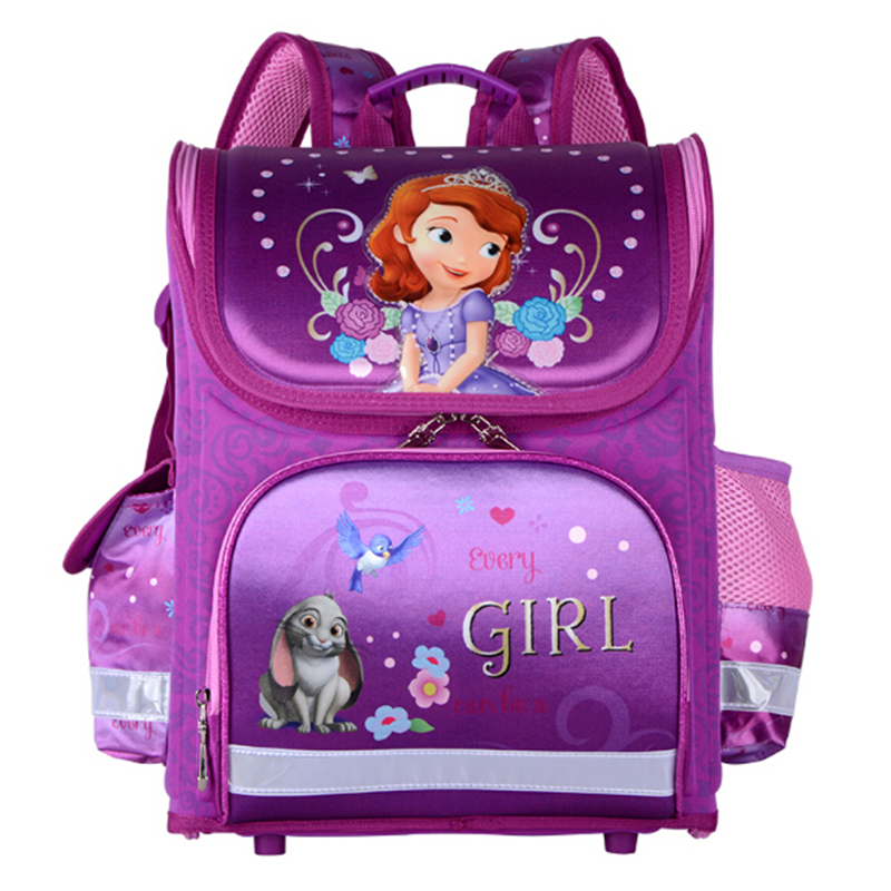 New High quality Children School Bags Butterfly Boys School Backpack Girls Orthopedic Waterproof Schoolbag Many Design
