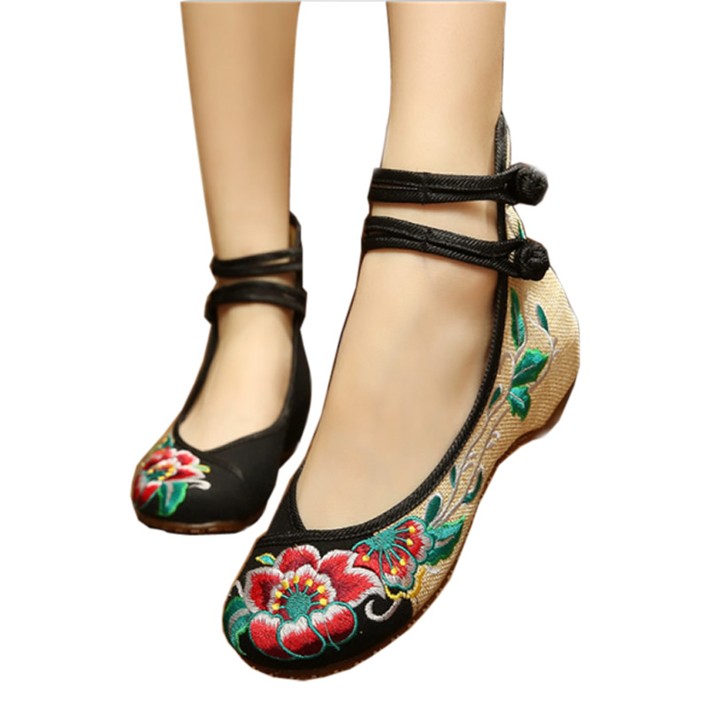 Aliexpress.com : Buy Ballerinas Dance Shoes Women Autumn ...
