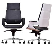 Fashion boss chair leather swivel modern business office home computer chair.