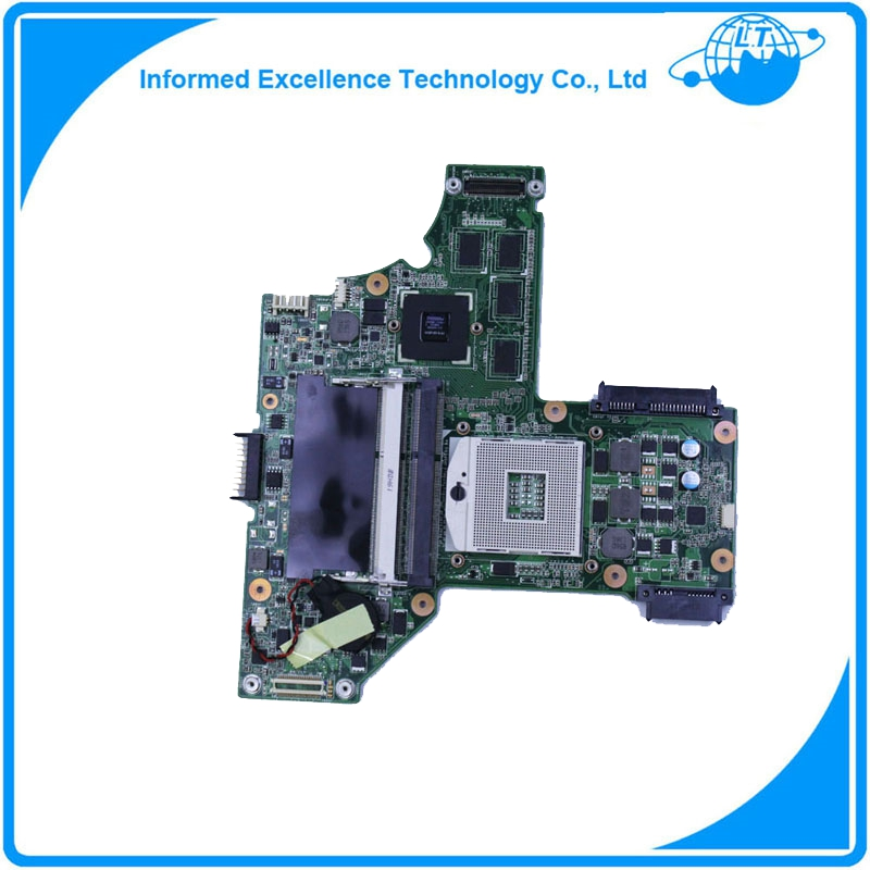 Free shipping U43F laptop motherboard for intel cpu with integrated graphics card 100% tested laptop motherboard mainboard for dell nspiron e5520 0jd7tc cn 0jd7tc for intel cpu with integrated graphics card 100