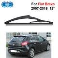 Oge 12'' Rear Wiper Blades For Fiat Bravo MK 2, 2007-2016 Windshield Windscreen Glass Silicone Rubber Car Accessories C3-29