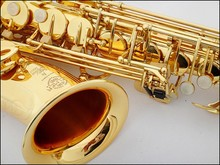 FREE SHIPPING Senior French brand Salma 802 alto saxophone e musical instrument electrophoresis