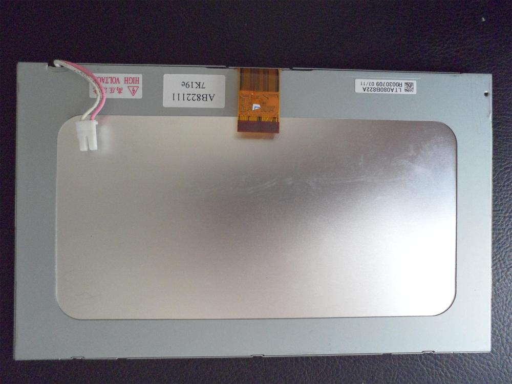 все цены на  LTA080B822A LCD / can be equipped with touch screen / 192 * 108 / car as the Honda Accord LCD /  онлайн