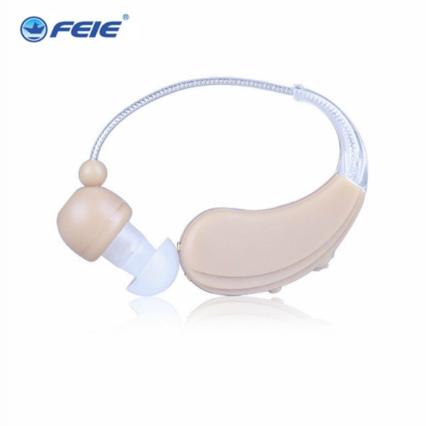 ear assistent behind ear BTE Rechargeable deaf earphones deafness VOICE amplifier S-109S dropping shipping