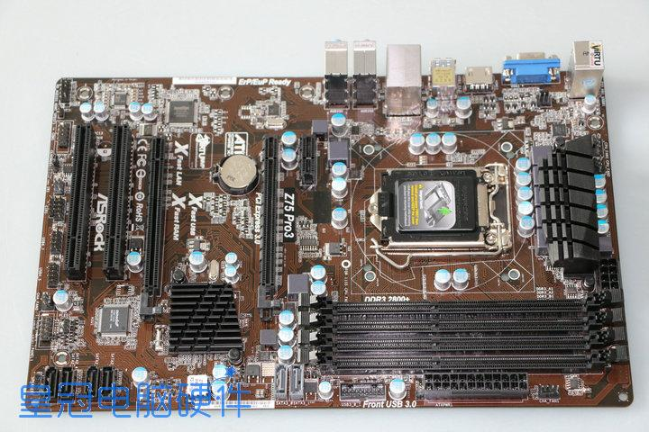 Здесь продается  Z75 Pro3 1155-pin Z75 motherboard  Компьютер & сеть