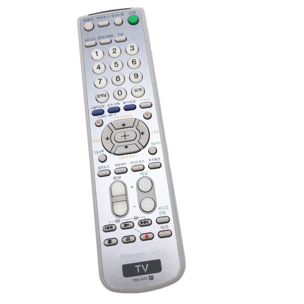 RM-970 Use For SONY TV Remote Control image