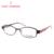 FAST FASHION Vidrios Ópticos Marco Mujeres 2016 Diseñador de la Marca Oculos Hombres Juegos de Ordenador Anteojos Marcos Fit Lente Transparente FF3008