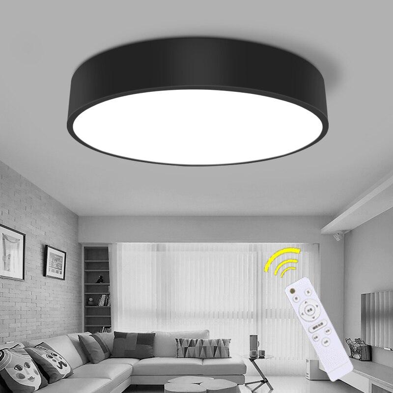 Led moderne plafond verlichting plafondlamp met for Plafondverlichting
