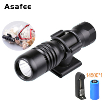 Underwater 200M CREE XM-L2 LED Dive Mask Flashlight Scuba Diving Torch with Battery and charger