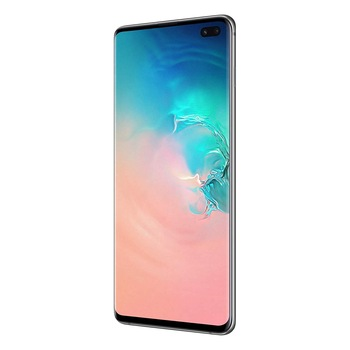 Samsung Galaxy S10 +, Color White (White), Dual SIM, 12 8GB Memoria Internal, 8GB RAM, triple Back Camera 1