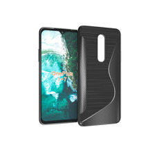 100pcs/lot For Oneplus 7 NS line Soft TPU Back Protector Phone Cover Case For One Plus 7 Pro Silicone Bags