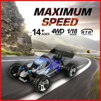 Promote Sale Wltoys A959 50km/h n A959 B 70km/h 2.4G 4CH High Speed Rc Car Speedcar Racing car Shockproof Rubber Off Road