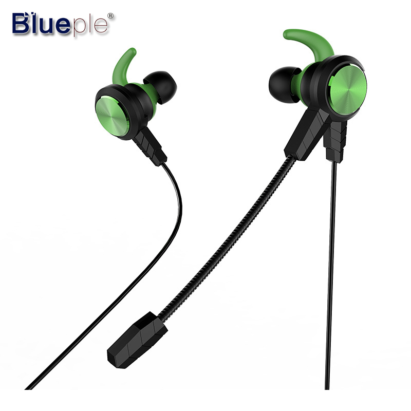 Blueple Gamer Headset In Ear Earphone for Xbox One Headset Stereo Bass Earphone with Mic ...