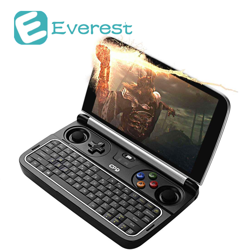 Original GPD WIN 2 Laptop Game Player Intel Core m3-7Y30 Quad Core Tablet PC Windows 10 8GB RAM 128GB ROM Computer notebook ...