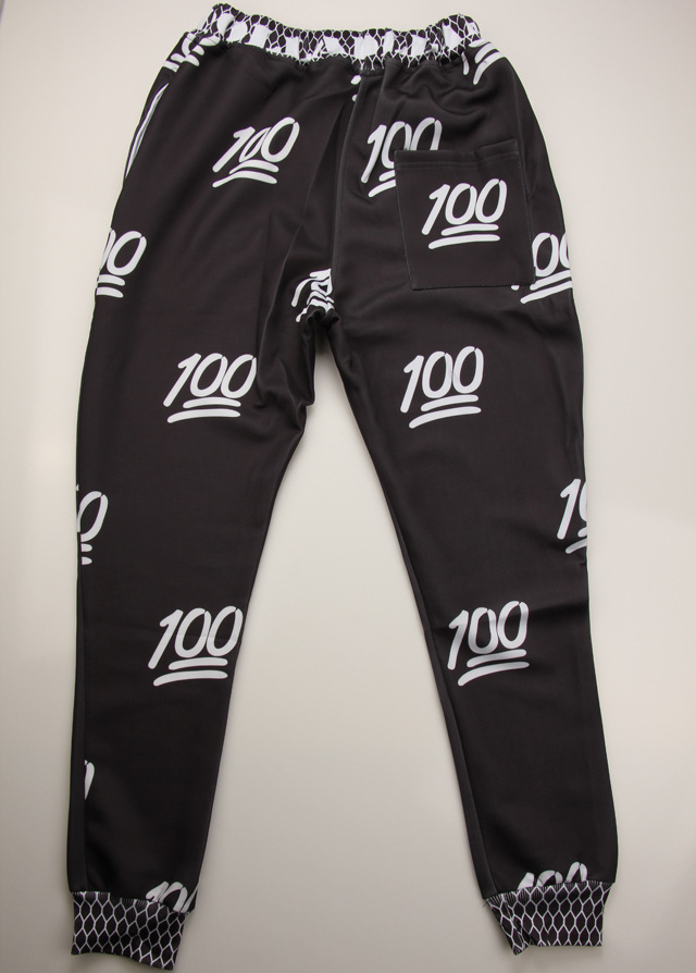 489f256d625e0e New!Tupac 100 Emoji jordan Jogger Mens Pants Sport Jogging Cartoon ...