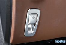 Interior For Mercedes Benz GLC X205 2016 Metal Electronic Handbrake Cover Trim