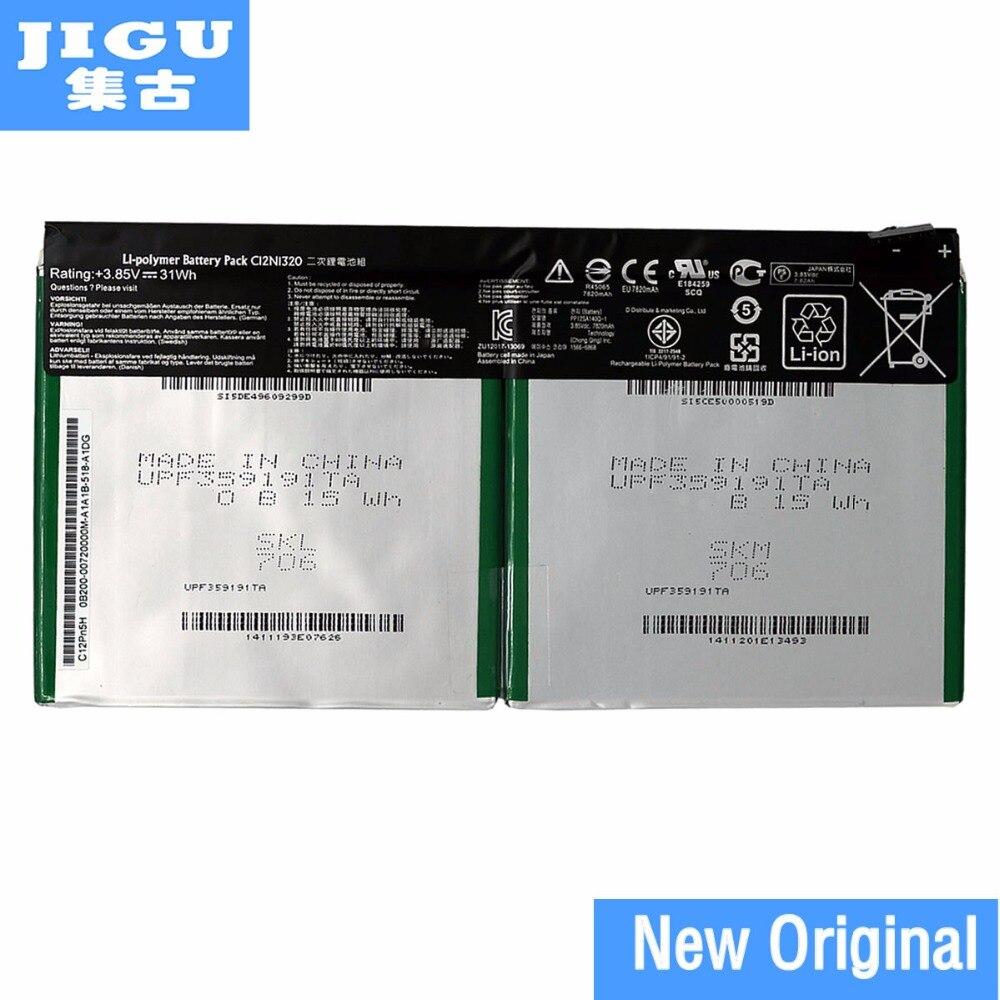 JIGU C12N1320 D'origine batterie d'ordinateur portable pour asus pour Transformer Book T100 T100TA3735 T100TAM T100TA3740
