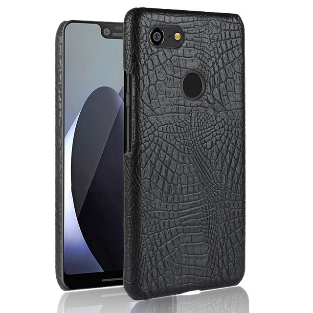 purchase cheap 2425b cad4c US $2.0 20% OFF|Aliexpress.com : Buy For Google Pixel 3 / Google Pixel 3XL  Case Luxury Crocodile Skin Hard Thin Back Cover Case For Google Pixel 3 3XL  ...