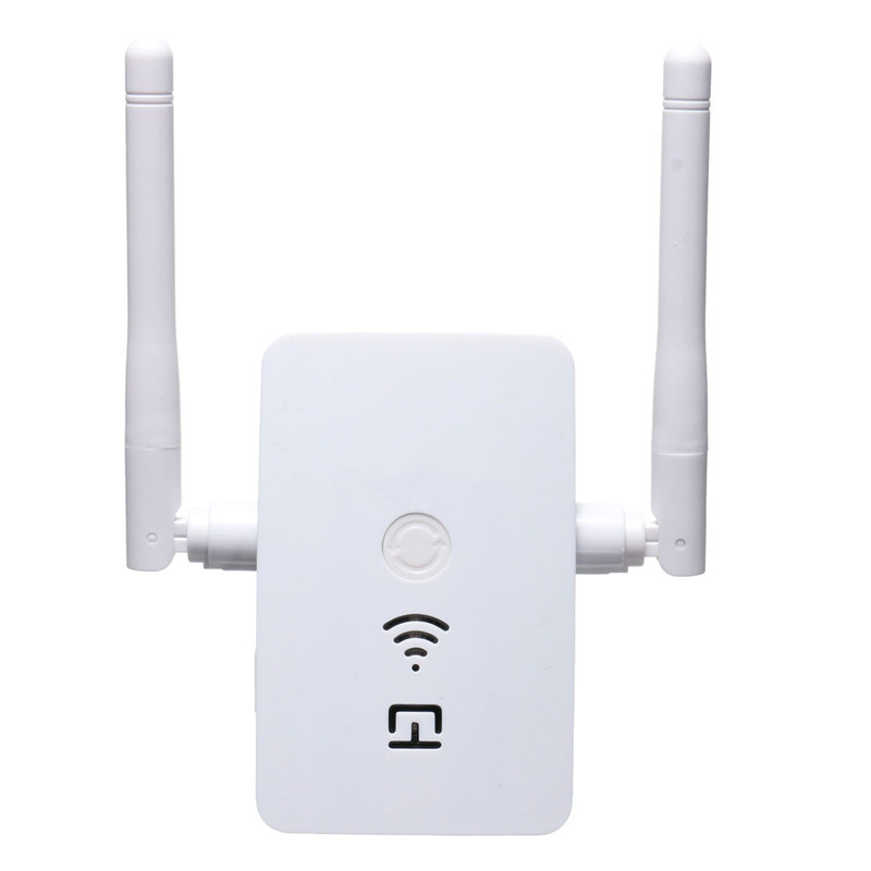 Promotion Network WiFi Repeater Range Extender Booster Higher Speed Wireless Range Extander 300Mbps For PC Laptop