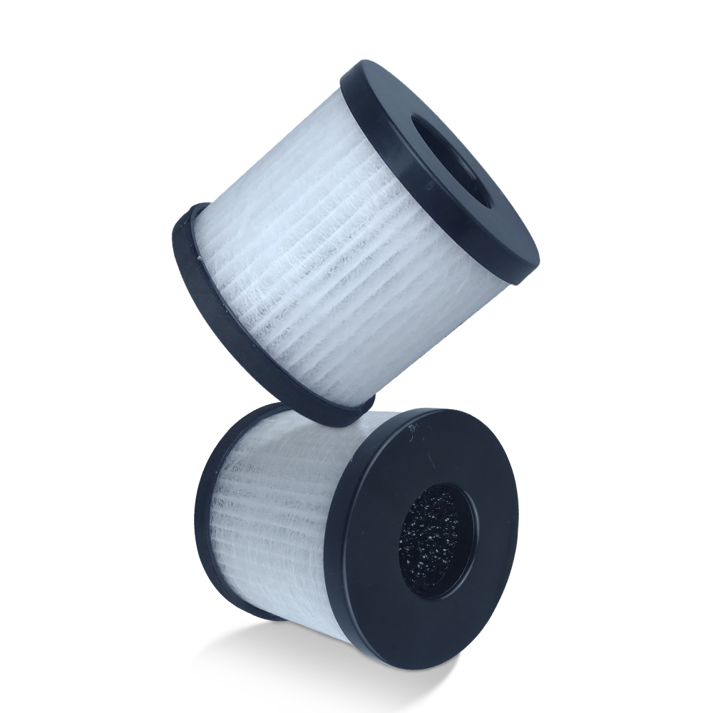 1pcs HEPA Filter Air Purifier with Gesture Control Purifier Replacement Filter Purifier Supplies Perfect for Car Desktop Office