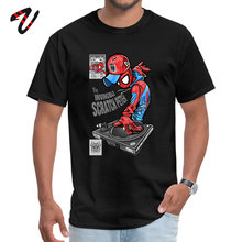 Design Invincible Scratch Peter Round Neck T Shirts Summer T