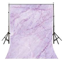 5x7ft Violet Marble Texture Pattern Backdrop for Photo Shoot Background Photography Studio Props 5x7ft window facing the sea photography background seaside beach pattern photo backdrop studio props