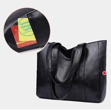 Women Handle Satchel Bag Black PU leather Handbags Designer Tote Bag Female Messenger Bags Top Handle Bag цена 2017