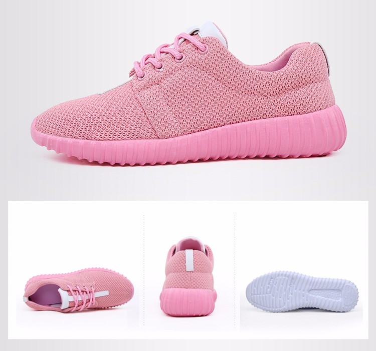 Super Soft Women Trainers Breathable Runner Shoes 2017 Spring Sport Women Casual Shoes Zapatillas Deportivas Fashion Shoes ZD11 (38)
