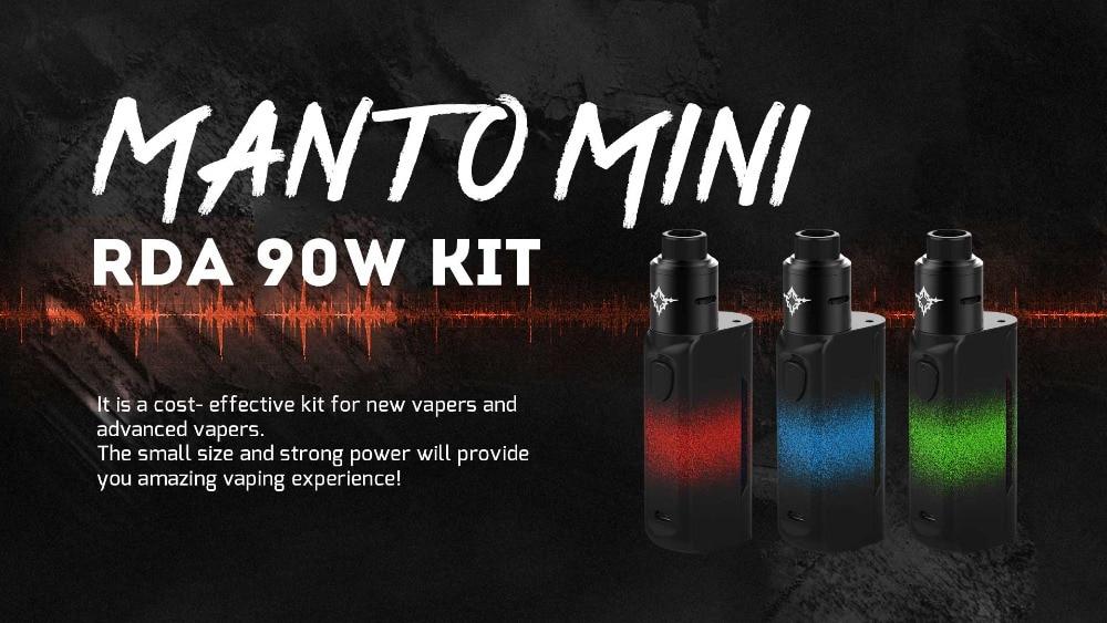 Rincoe Manto Mini RDA 90W Kit