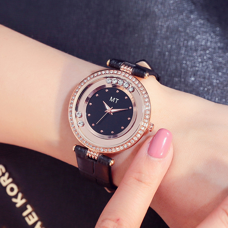 Reloj Mujer New Luxury Brand Watch Women Casual Fashion ultra-thin Luminous Quartz Watches Simple Genuine Leather Wristwatches kids watches children silicone wristwatches doraemon brand quartz wrist watch baby for girls boys fashion casual reloj