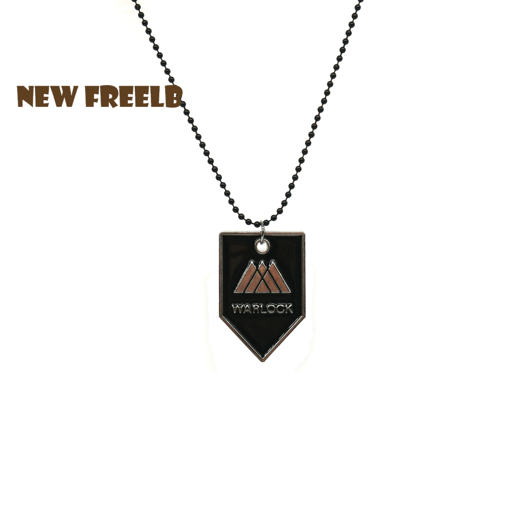 New Game Destiny 2 Class Logo Necklace Rope Chain Fashion Jewelry for Women Men fans