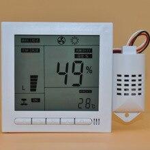 Фармацевтический цифровой регулятор температуры и влажности с каждым отдельным контролем