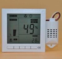 Pharma Digital Temperatur Und Feuchtigkeit Controller mit Separaten jeder control|temperature and humidity controller|digital temperature and humiditytemperature and humidity -
