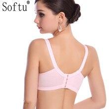 Softu Maternity Nursing Bra Pregnant Women Underwear Cotton Maternity Bra Post Partum Underwear Breastfeeding Bra