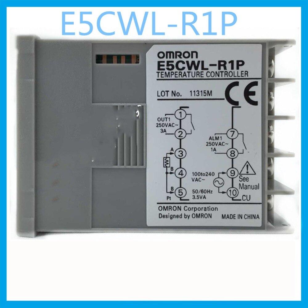 E5CWL-R1P Nuovo originale Spedizione gratuita termostato OMRON thermostat AC100-240V 50/60Hz chauffage apparecchiature elettriche