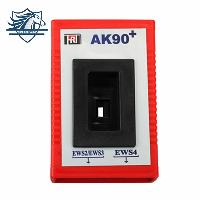 100% High Quality V3.19 AK90 Key Programmer AK90 plus for all for BMW EWS Newest version AK90+ free shipping