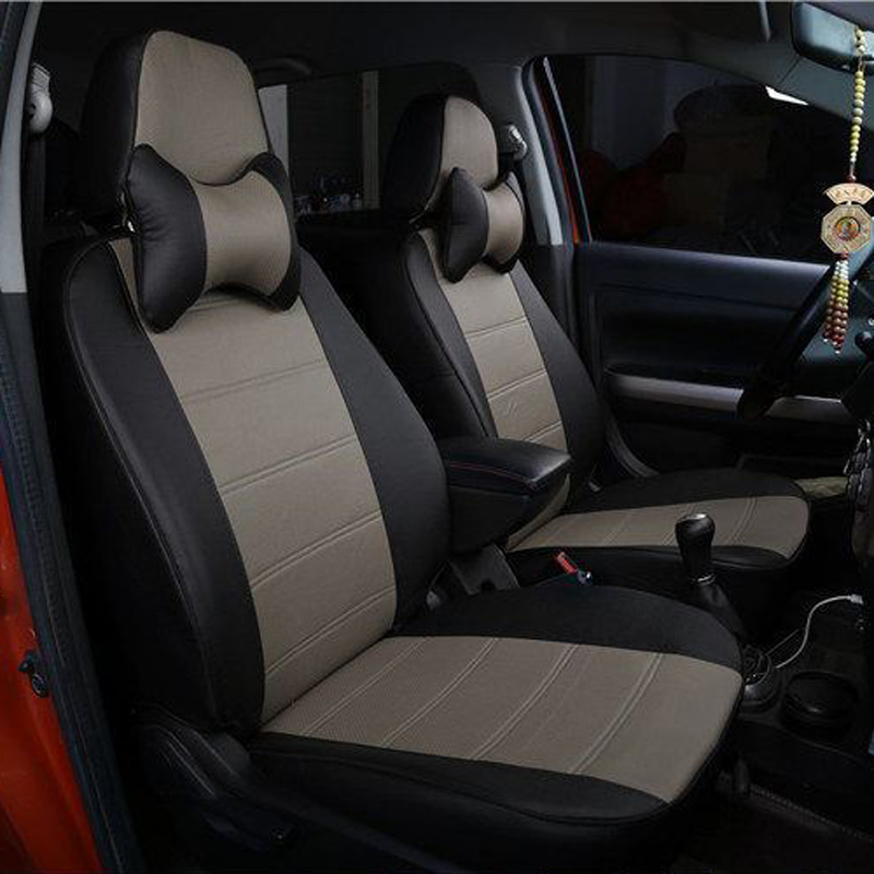 PU leather Car seats cover Car seat covers for VW Bora PASSAT Tiguan POLO Lavida Sharan Touareg Touran cushion accessories launch creader vii for vw polo golf passat touran bora tiguan touareg full system x431 creader7 abs airbag ecu fault code reader
