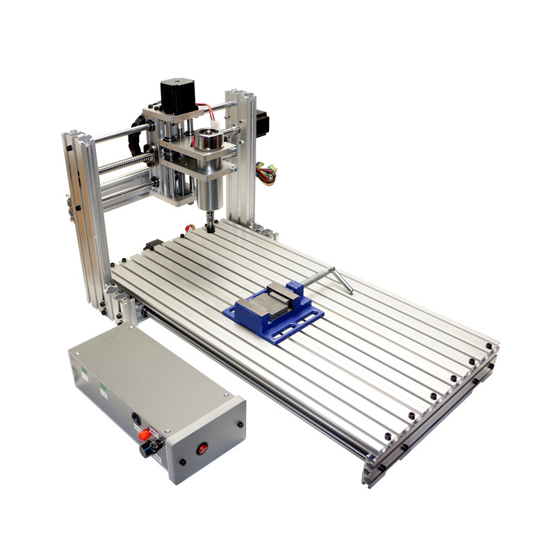DIY CNC router 3060 metal mini cnc milling machine for pcb