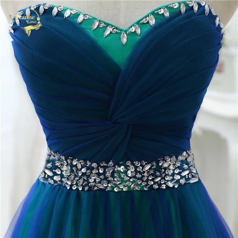 84caee3699a ... Новый дизайн линии пикантные Модные Длинные платье для выпускного  вечера es 2019 милая мягкая тюль Vestidos ...
