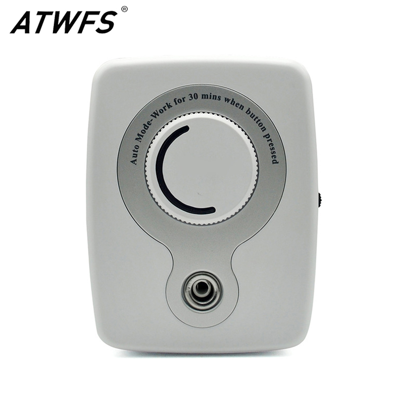 ATWFS Hot Sale! Air Purifier Home Portable Oxygen Concentrator Ozone Generator Air Ionizer Cleaning Air Ozonizer hot sale free shipping quality portable oxygen concentrator machine ozone generator air purifier
