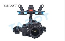 Tarot 5D3 3 Axis Stabilization Gimbal TL5D001 Integration Design for Multicopter FPV 5D Mark III DSLR Camera