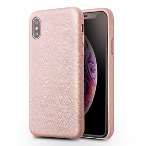 Image 5 - QIALINO Fashion Ultra Thin Back Case for iPhone X/XS/XR Luxury Genuine Leather Phone Sleeve Cover for iPhone XS Max 6.5 inches